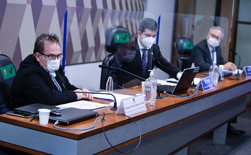- Foto: Edilson Rodrigues/Agência Senado