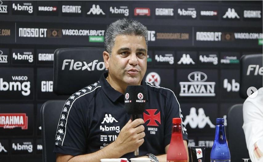 - Foto: Rafael Ribeiro/Vasco