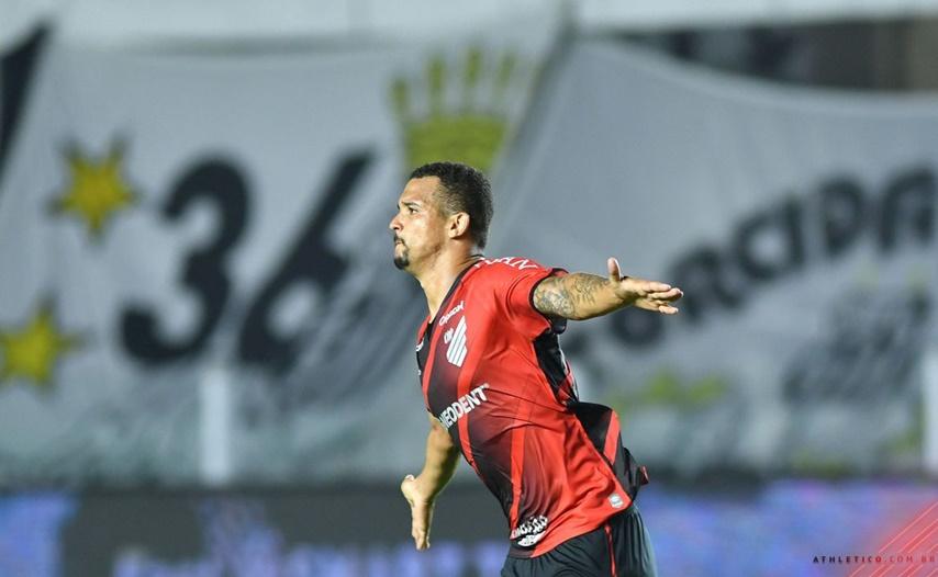 - Foto: Gustavo Oliveira/athletico.com.br/Direitos Reservados