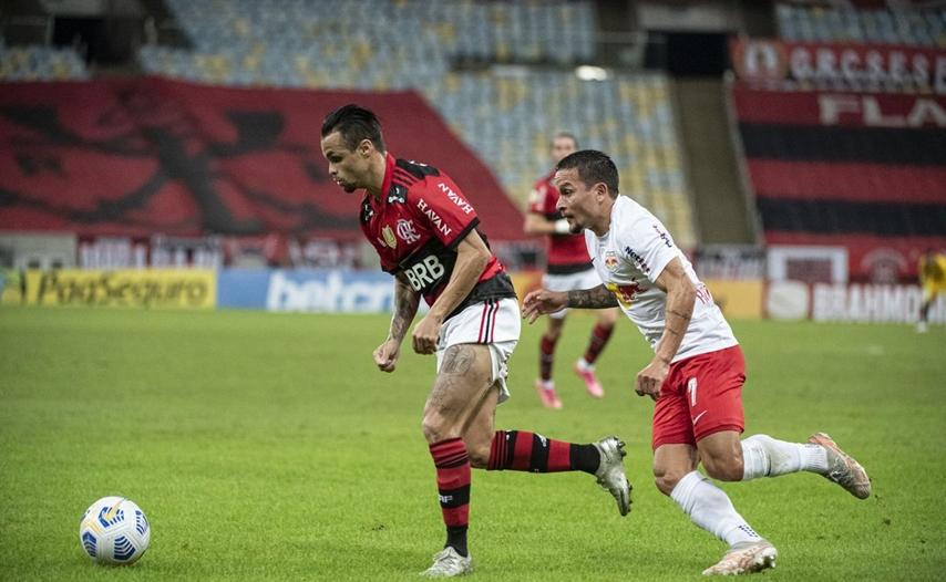 - Foto: Alexandre Vidal/Flamengo/Direitos Reservados
