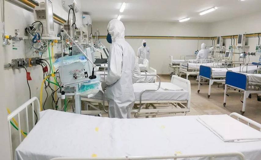 Casos de coronavírus na Paraíba em 7 de outubro de 2021 - Foto: Reprodução/Divulgação/Secom-JP